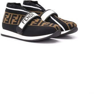 Fendi FF slip-on sneakers