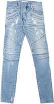 Pierre Balmain Light Moto Jean