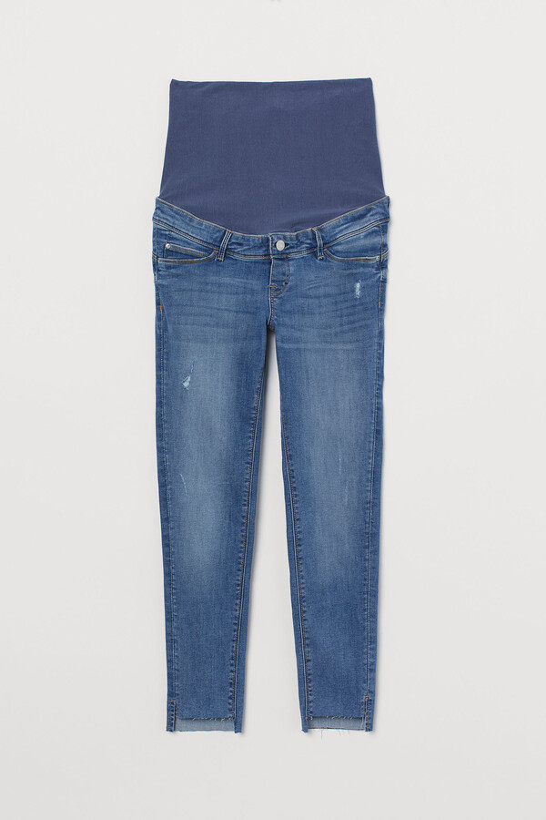 Thumbnail for your product : H&M MAMA Push Up Ankle Jeggings