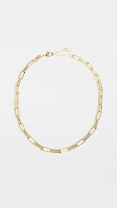 Jules Smith Designs Flat Chain Necklace