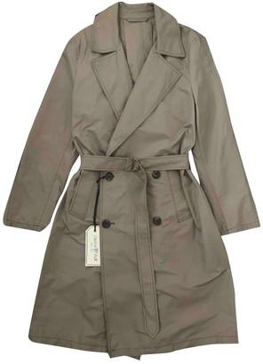 Lanvin For H&m Khaki Trench Coat for Women