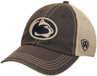 Top of the World Unbranded Youth Navy Penn State Nittany Lions Rookie Offroad Trucker Adjustable Hat