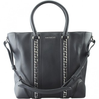 Givenchy Black Leather Handbags