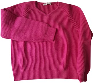 Madame à Paris Pink Wool Knitwear for Women