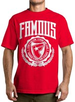 Famous Stars & Straps Men's Move Ahead Graphic T-Shirt-Medium