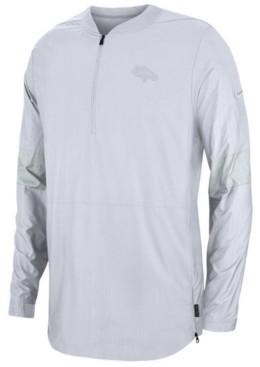 Nike Men's Denver Broncos 100th Anniversary Lightweight Coaches Jacket
