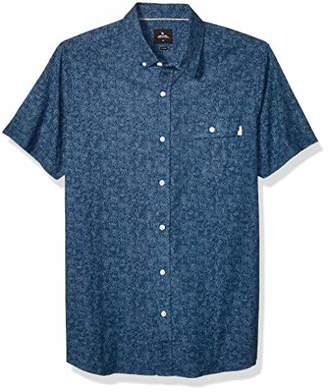 Rip Curl Men's Windward Short Sleeve Shirt
