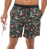 Sonoma Goods For Life Men's SONOMA Goods for Life Full Elastic Waistband Board Shorts