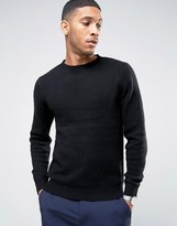 Selected PLUS Crew Neck Knit