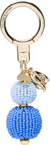 Kate Spade On purpose beaded keychain