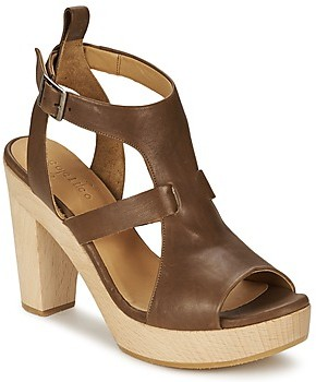 Coclico SHAE women's Sandals in Brown