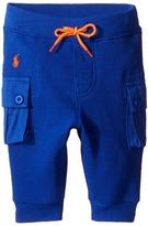 Ralph Lauren Waffle Jogger Pants Boy's Casual Pants