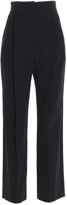 Low Classic High-Waisted Tailored Trousers