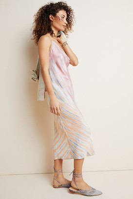 Young Fabulous & Broke Cowl Neck Slip Maxi Dress By in Assorted Size M