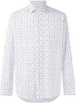 Etro miniature paisley print shirt - men - Cotton - 41