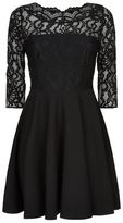 Claudie Pierlot Rhodes Lace Dress