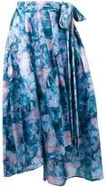 Ginger & Smart 'Aurora' wrap skirt
