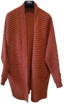Maje Fall Winter 2018 Red Synthetic Knitwear