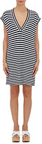 ATM Anthony Thomas Melillo Women's Striped Cotton T-Shirt Dress
