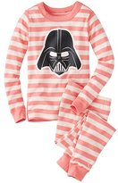 Star WarsTM Long John Pajamas In Organic Cotton