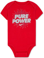 Nike Pure Power Cotton Bodysuit, Baby Boys (0-24 months)