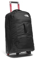 The North Face Men's Long Haul 26 Inch Rolling Duffel Bag - Black