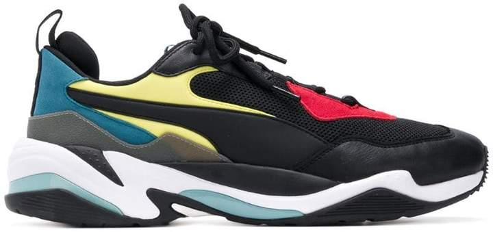 Puma chunky sole sneakers
