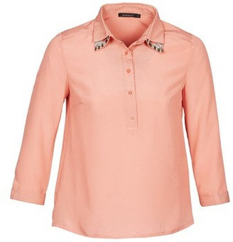 Color Block FRESNO women's Shirt in Pink