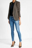 Adriano Goldschmied Distressed Skinny Jeans