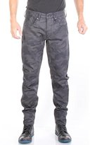 G Star Men's A Crotch Tapered Leg Pant Camo Compact King Mdf