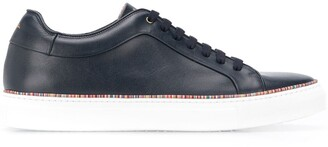 Paul Smith Striped Trim Sneakers