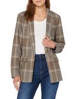 Only Women's Onllena L/s Long Blazer Cc TLR Suit Jacket