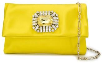 Jimmy Choo Titania clutch bag