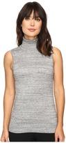 Calvin Klein Sleeveless Turtleneck Sweater