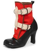 Vivienne Westwood Bondage Boot Red
