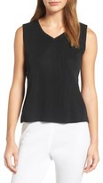Ming Wang Women's Sweetheart Neck Tank