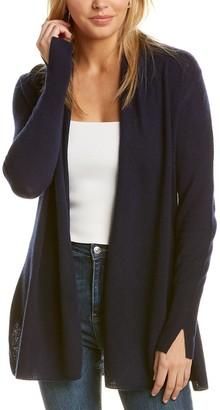 InCashmere Long Cashmere Cardigan