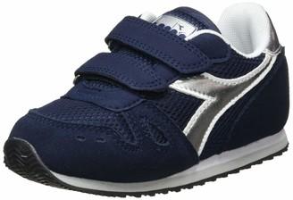 Diadora Girl's Simple Run TD Crib Shoe