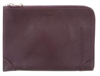 Givenchy Leather Lucrezia Clutch