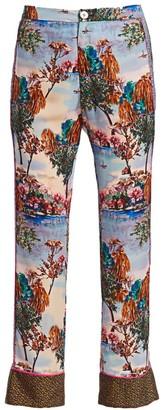 le superbe Voyage Printed Pants