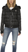 Jocelyn Star Nylon Quilted Jacket