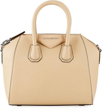 Givenchy Antigona Mini Sugar Leather Satchel Bag