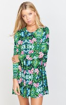MUMU Will Tunic ~Jungle Juice Spandy