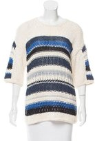 Yigal Azrouel Lightweight Knit Sweater