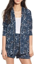 Leith Women's Pipe Detail Blazer