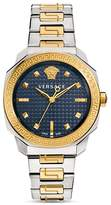 Versace Two-Tone Dylos Watch, 35mm