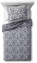 Circo Forest Friends Comforter Set - Black&White - Pillowfort