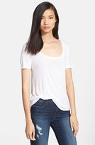 ATM Anthony Thomas Melillo Women's 'Sweetheart' Modal Tee