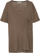 Kain Label Modal and silk-blend T-shirt