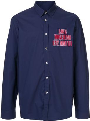 Love Moschino LOVE shirt